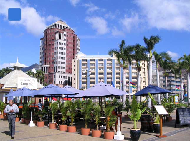 port louis capitale de maurice