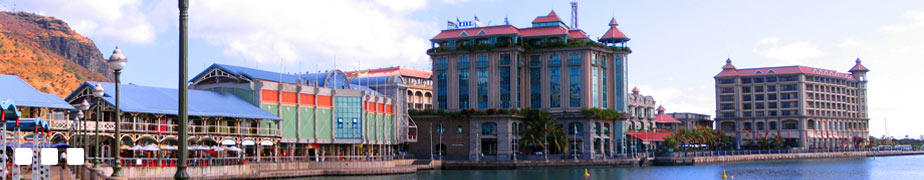 Le Caudan Waterfront de Port Louis